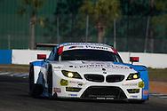 #56 BMW Team RLL BMW Z4 GTE: Andy Priaulx, Dirk Werner