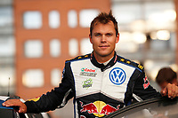 Mikkelsen Andreas, Volkswagen Motorsport Ii, Volkswagen Polo Wrc, Ambiance Portrait during the 2015 WRC World Rally Car Championship, Finland rally from August 1st to 2nd, at Jyvaskyla, Finland. Photo Francois Baudin / DPPI / Austral
