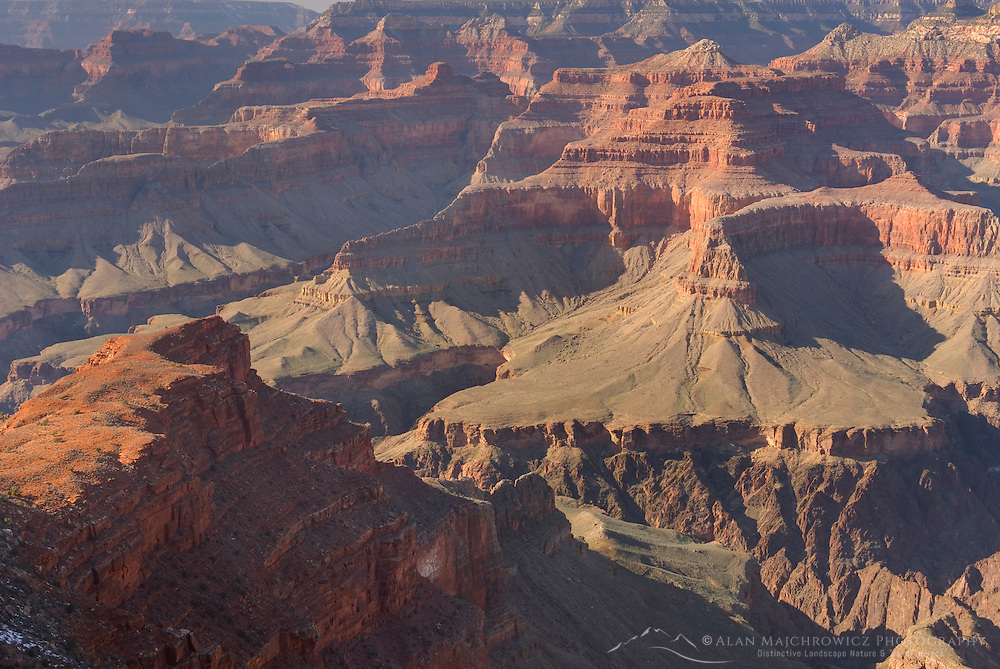 View of the Grand Canyon from Hopi Point, Grand Canyon National Park Arizona