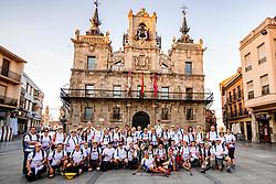 11-06-2017 SPA: We hike to change diabetes day 2, Rabanal del Camino<br /> De eerste dag van Astorga naar Rabanal del Camino. Een tocht van 21 km door vlak landschap maar in een hitte van 32 graden.