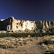 Dowa Yalanne or Corn Mountain on the Zuni Reservation
