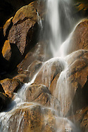 Grizzly Falls, Kings Canyon, California