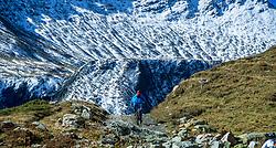16-09-2017 FRA: BvdGF Tour du Mont Blanc day 7, Beaufort<br /> De laatste etappe waar we starten eindigen we ook weer na een prachtige route langs de Mt. Blanc / Marcos