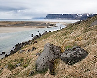 Örlygshöfn, West fiords of Iceland.