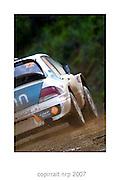 WRC PORTUGAL 2007 ARMINIO ARAUJO<br /> MITSUBISHI WRC 05<br /> MITSUBISHI MOTORS PORTUGAL, S.A.