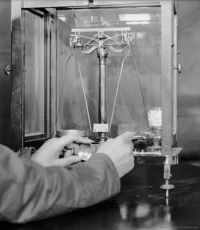 Worker's Hands, Peek Frean Biscuit Company, England, circa 1932