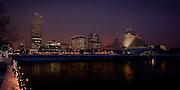 City of Milwaukee December 2007.  Photo by Tom Lynn....