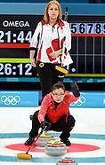 Women - Curling - Round Robin - 17 February 2018