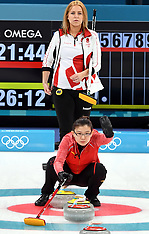 Women - Curling - Round Robin - 17 February 2018