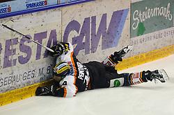01.03.2011, Eisstadion Liebenau, Graz, AUT, EBEL, Playoffs Viertelfinale, Graz 99ers vs Vienna Capitals, im Bild Markus Peintner, (99ers, #34), EXPA Pictures © 2011, PhotoCredit: EXPA/ S. Zangrando