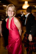 REBECCA MOULE, The Royal Caledonian Ball 2008. In aid of the Royal Caledonian Ball Trust. Grosvenor House. London. 2 May 2008.  *** Local Caption *** -DO NOT ARCHIVE-? Copyright Photograph by Dafydd Jones. 248 Clapham Rd. London SW9 0PZ. Tel 0207 820 0771. www.dafjones.com.