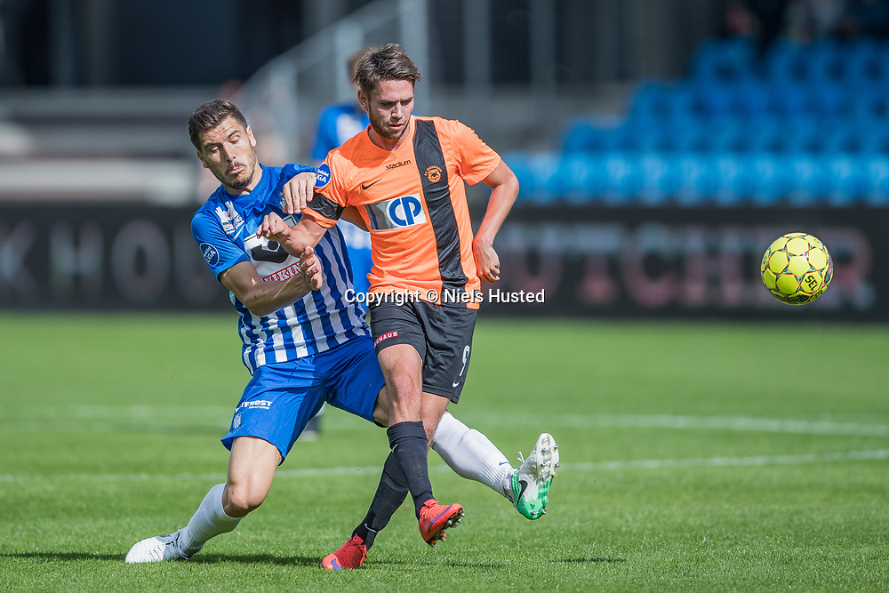 Fodbold, Nordicbet Liga, Esbjerg fB og FC Roskilde 2:2