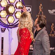 NLD/Scheveningen/20180124 - Musical Award Gala 2018, Tommie Christiaan en Michelle Splietelhof