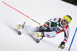22.12.2013, Gran Risa, Alta Badia, ITA, FIS Ski Weltcup, Alta Badia, Riesenslalom, Herren, 1. Durchgang, im Bild Marcel Mathis (AUT) // Marcel Mathis of Austria in action during mens Giant Slalom of the Alta Badia FIS Ski Alpine World Cup at the Gran Risa Course in Alta Badia, Italy on 2012/12/22. EXPA Pictures © 2013, PhotoCredit: EXPA/ Johann Groder
