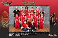 Mandurah Magic Team Photos 2016