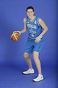 DESCRIZIONE : Venezia Additional Qualification Round Eurobasket Women 2009 Posati Nazionale Femminile<br /> GIOCATORE : Eva Giauro<br /> SQUADRA : Nazionale Italia Donne<br /> EVENTO : <br /> GARA : <br /> DATA : 04/01/2009<br /> CATEGORIA : Ritratto<br /> SPORT : Pallacanestro<br /> AUTORE : Agenzia Ciamillo-Castoria/M.Gregolin