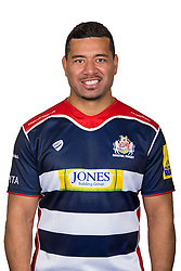 Siale Piutau joins up with his new Bristol Rugby Teammates ahead of the Anglo Welsh Cup clash against Exeter Chiefs - Rogan Thomson/JMP - 01/02/2017 - RUGBY UNION - Clifton Rugby Club - Bristol, England - Bristol Rugby Training.