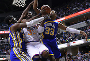 NBA Indiana Pacers vs Denver Nuggets-Indianapolis