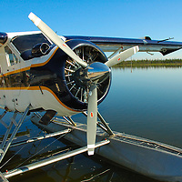The Beaver on floats is the iconic bush plane of the North Woods.