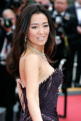 """11.05.2011, Cannes, FRA, Filmfestspiele von Cannes 2011, im Bild Actress Gong Li attending the 63rd Annual Cannes Film Festival / Festival de Cannes 2011 - Opening and premiere of """"Midnight in Paris"""" .FESTIWAL FILMOWY W CANNES.PREMIERA FILMU.FOT. EXPA Pictures © 2011, PhotoCredit: EXPA/ EXPA/ Newspix/ Future Images +++++ ATTENTION - FOR AUSTRIA/(AUT), SLOVENIA/(SLO), SERBIA/(SRB), CROATIA/(CRO), SWISS/(SUI) and SWEDEN/(SWE) CLIENT ONLY +++++"""