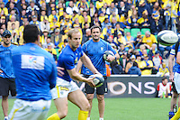 Franck AZEMA - 18.04.2015 - Clermont / Saracens - 1/2Finale European Champions Cup<br />
