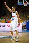 DESCRIZIONE : Kaunas Lithuania Lituania Eurobasket Men 2011 Quarter Final Round Spagna Slovenia Spain Slovenia<br /> GIOCATORE : Juan Carlos Navarro<br /> CATEGORIA : ritratto<br /> SQUADRA : Spagna Spain Slovenia<br /> EVENTO : Eurobasket Men 2011<br /> GARA : Spagna Slovenia Spain Slovenia<br /> DATA : 14/09/2011<br /> SPORT : Pallacanestro <br /> AUTORE : Agenzia Ciamillo-Castoria/T.Wiendesohler<br /> Galleria : Eurobasket Men 2011<br /> Fotonotizia : Kaunas Lithuania Lituania Eurobasket Men 2011 Quarter Final Round Spagna Slovenia Spain Slovenia<br /> Predefinita :