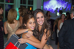 teenagers enjoying themselves at a Bat Mitzvah party