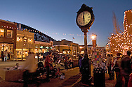 Park City's Main Street during Sundance Film Festival