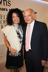 TRICIA GUILD and RICHARD POLO at a dinner hosted by Harper's Bazaar to celebrate Browns 40th Anniversary in aid of Women International held at The Regent Penthouses & Lofts, 16-18 Marshall Street, London on 20th May 2010.