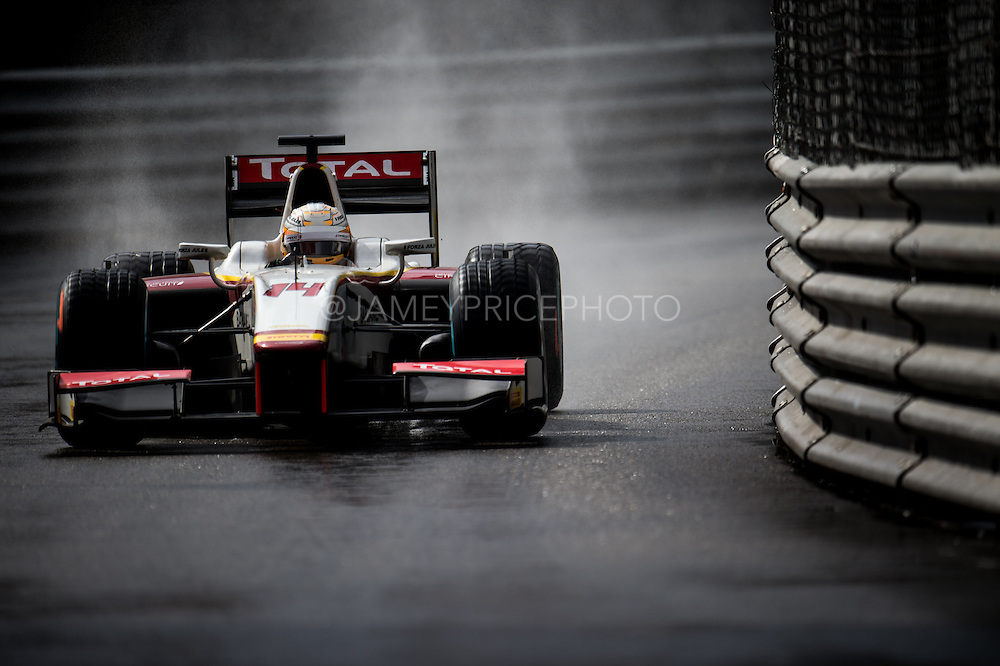 May 20-24, 2015: GP2 Monaco - Arthur Pic, Campos Racing