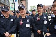 Myeong-dong Cathedral (catholic). Catholic Policemen.
