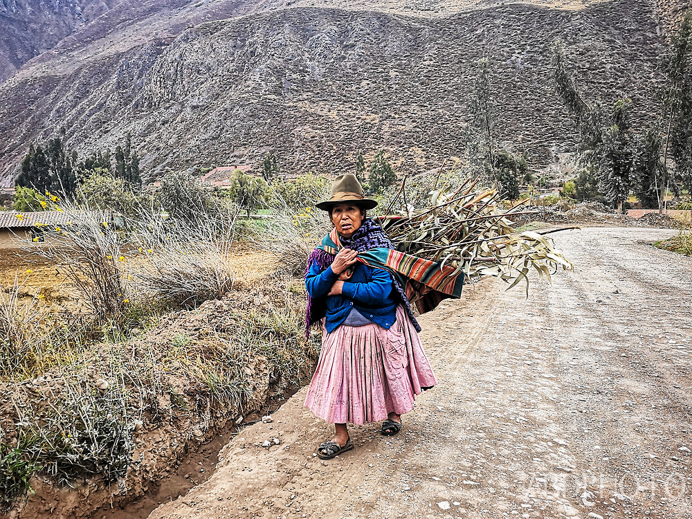 rbsh Ollantaytambo, Peru, South America