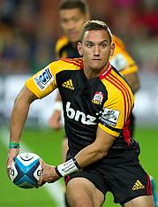 Hamilton-Super Rugby, Chiefs v Sharks