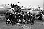 1964-04/10 Irish Olympic Team Leaves for Amsterdam