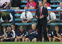 Photo: Lee Earle.<br /> Crystal Palace v Sheffield United. Coca Cola Championship. 22/09/2007. Sheffield United manager Bryan Robson.
