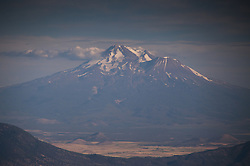Mt Shasta from Mt. Ashland, Rogue River–Siskiyou National Forest, Oregon, US