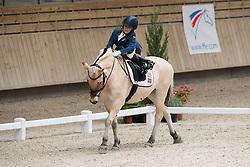 Reitan Birgitte, (NOR), Sno<br /> Grade Ia Team Test<br /> Para-Dressage FEI European Championships Deauville 2015<br /> © Hippo Foto - Jon Stroud<br /> 18/09/15