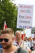 Alstom Demonstriert