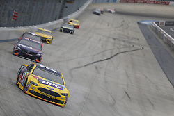 May 6, 2018 - Dover, Delaware, United States of America - Ricky Stenhouse, Jr (17) battles for position during the AAA 400 Drive for Autism at Dover International Speedway in Dover, Delaware. (Credit Image: © Justin R. Noe Asp Inc/ASP via ZUMA Wire)