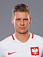 Uefa - World Cup Fifa Russia 2018 Qualifier / <br /> Poland National Team - Preview Set - <br /> Łukasz Piszczek