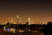 Los Angeles City Lights View