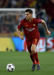 May 2, 2018 - Rome, Lazio, Italy - AS Roma v FC Liverpool - Champions League semi-final second leg.Lorenzo Pellegrini of Roma at Olimpico Stadium in Rome, Italy on May 02, 2018. (Credit Image: © Matteo Ciambelli/NurPhoto via ZUMA Press)