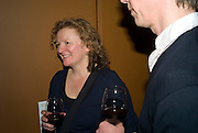 RACHEL WHITEREAD. Reception, private view and dinner.; Juan Munoz- A Retrospective. Tate Modern. -DO NOT ARCHIVE-© Copyright Photograph by Dafydd Jones. 248 Clapham Rd. London SW9 0PZ. Tel 0207 820 0771. www.dafjones.com.