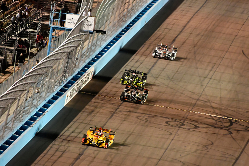 Verizon IndyCar Series<br /> Desert Diamond West Valley Phoenix Grand Prix<br /> Phoenix Raceway, Avondale, AZ USA<br /> Saturday 29 April 2017<br /> Ryan Hunter-Reay, Andretti Autosport Honda<br /> World Copyright: Scott R LePage<br /> LAT Images<br /> ref: Digital Image lepage-170429-phx-4335