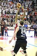 DESCRIZIONE : Campionato 2014/15 Giorgio Tesi Group Pistoia - Dolomiti Energia Trento<br /> GIOCATORE : Brown Gilbert<br /> CATEGORIA : Tiro Tre Punti<br /> SQUADRA : Giorgio Tesi Group Pistoia<br /> EVENTO : LegaBasket Serie A Beko 2014/2015<br /> GARA : Giorgio Tesi Group Pistoia - Dolomiti Energia Trento<br /> DATA : 18/03/2015<br /> SPORT : Pallacanestro <br /> AUTORE : Agenzia Ciamillo-Castoria/S.D'Errico<br /> Galleria : LegaBasket Serie A Beko 2014/2015<br /> Fotonotizia : Campionato 2014/15 Giorgio Tesi Group Pistoia - Dolomiti Energia Trento<br /> Predefinita :