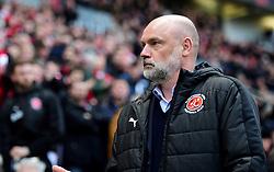 Fleetwood Town manager Uwe Rosler - Mandatory by-line: Alex James/JMP - 07/01/2017 - FOOTBALL - Ashton Gate - Bristol, England - Bristol City v Fleetwood Town - Emirates FA Cup third round