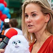 NLD/Amsterdam/20190602 - Familiepremière Huisdiergeheimen 2, Peggy Vrijens