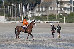 Van Der Schans Wout Jan, (NED), Aquila SFN <br /> Sunday morning beach training - La Baule 2016<br /> © Hippo Foto - Dirk Caremans<br /> 15/05/16