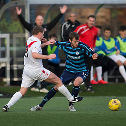 Forfar v Airdrieonians | Scottish League One | 7 November 2015