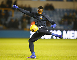 February 12, 2019 - London, England, United Kingdom - Sheffield Wednesday's Dominic Iorfa.during Sky Bet Championship match between Millwall and Sheffield Wednesday at The Den Ground, London on 12 Feb 2019. (Credit Image: © Action Foto Sport/NurPhoto via ZUMA Press)